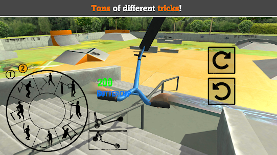 Scooter FE3D 2 – Freestyle Extreme 3D Mod Apk 1.35 (Unlocked) 4