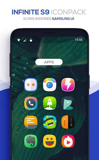 Infinite S9 Icon Pack  screenshots 6