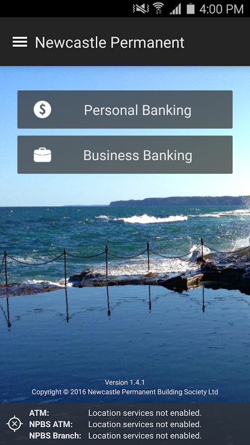 NPBS Mobile Banking- screenshot