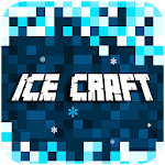Ice Craft : building and exploration adventure Icon