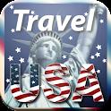 Travel USA icon