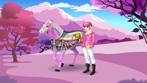 玩免費休閒APP|下載『メアリーの馬』3  - 馬のゲーム app不用錢|硬是要APP