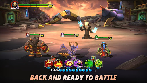 Skylanders™ Ring of Heroes 1 0 6 Cheat MOD APK - Game Quotes