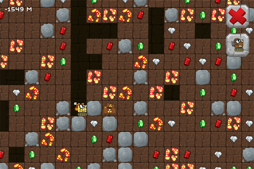 Digger Machine find minerals 1.9.4 screenshots 9