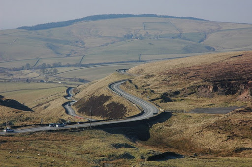 The cat & Fiddle Road