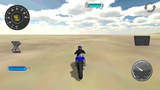 MotorBike Offroad Driving 3D