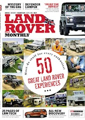 Landrover Monthly UK
