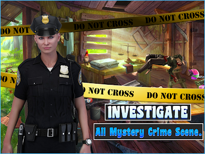 Mystery Crime Scene v2.0 ([Mod Hints)