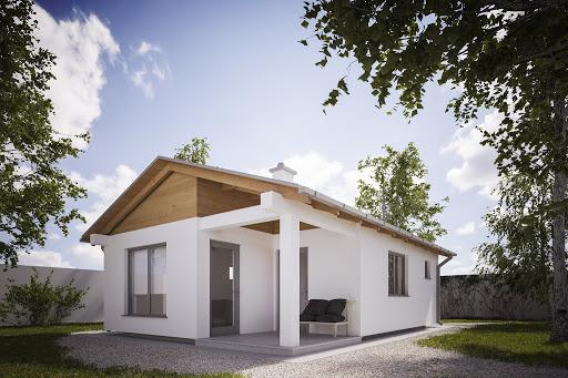 projekt G250 - Budynek rekreacji indywidualnej