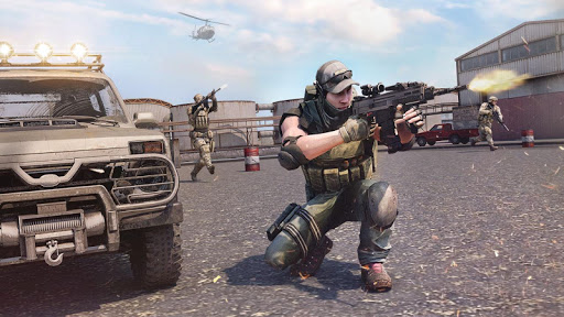 Army Commando Playground - Free Action Games 2020 apkpoly screenshots 9