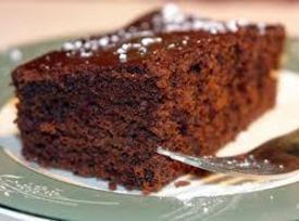 Mom's Chocolate Cake (8x8 Pan) Recipe