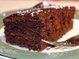 Mom's Chocolate Cake (8x8 Pan)