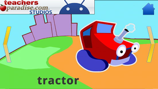 Cars & Trucks Kids Puzzle Game- screenshot thumbnail