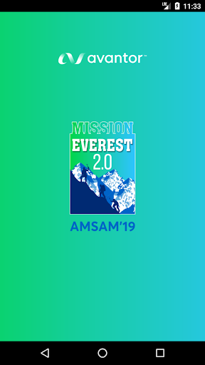 Screenshot for AMSAM 2019 in United States Play Store