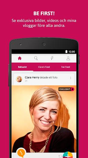 Clara Henry: Official App