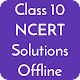 Class 10 NCERT Solutions Offline Download on Windows