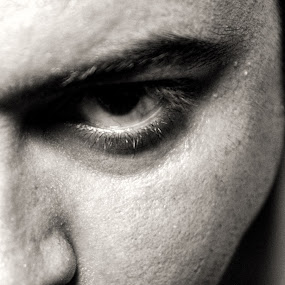 by Arijit Banerjee - People Portraits of Men ( gary fong, self portrait, selfie,  )