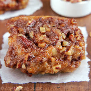 Slow Cooker Sticky Pecan Buns.