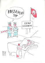 Photo: PIEM (France) - <Drunken state> - Passport please !