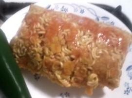 Ramen Pocket Recipe