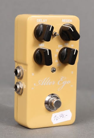 TC Electronic Alter Ego USED. Very good condition