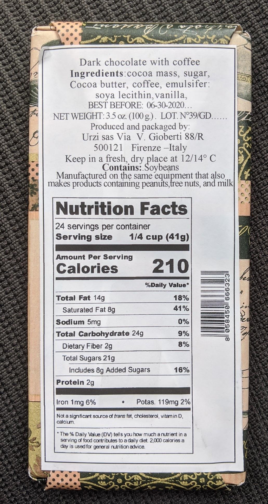 67% uriz huehue coffee bar
