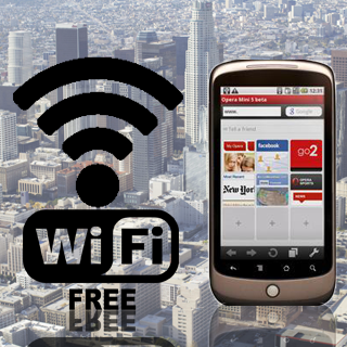Wifi Free Internet- screenshot