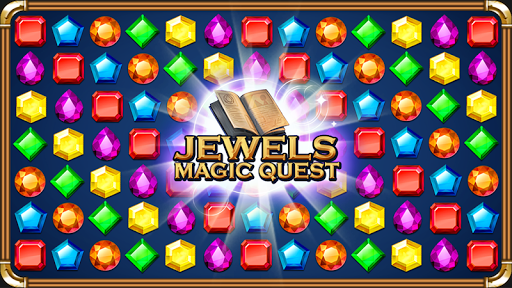 Jewels Magic Quest - screenshot