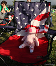 Photo: (Year 3) Day 16 - Pippa at the 4th of July Celebrations