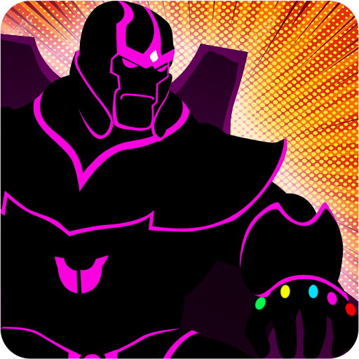 Superhero Infinity : War VIP