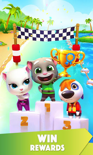 Download Talking Tom Jetski 2 MOD APK 6
