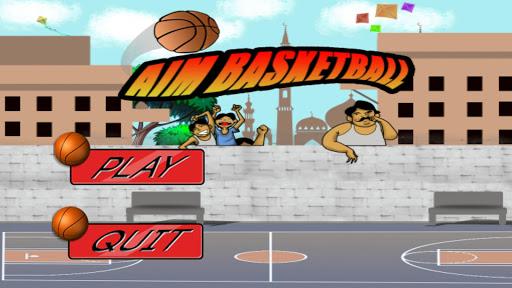 Aim Basketball