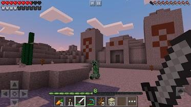 Minecraft: Pocket Edition - screenshot thumbnail 13