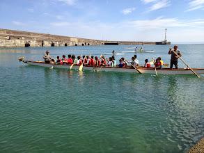 Photo: dragon boat