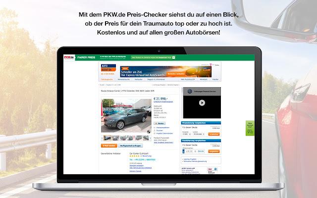 PKW.de Preis-Checker