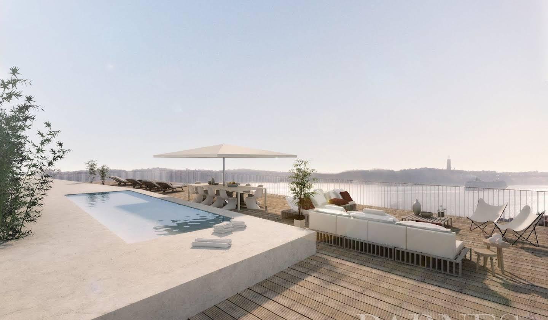 Villa avec terrasse Lisbonne