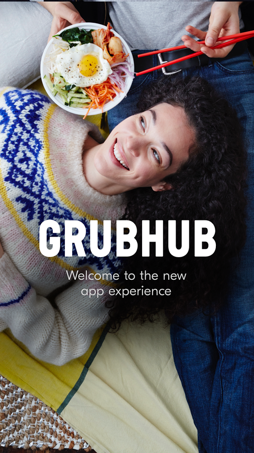 Grubhub Food Delivery/Takeout- screenshot
