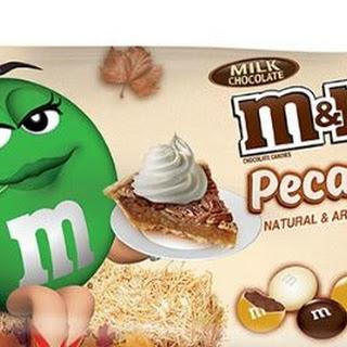Pecan Pie M&M Cookies