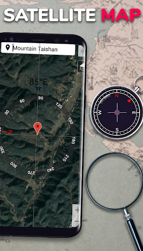 Smart Compass for Android screenshot 3