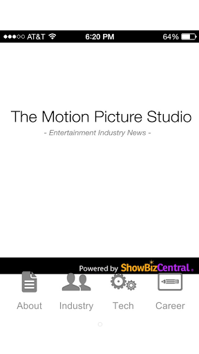 The Motion Picture Studio