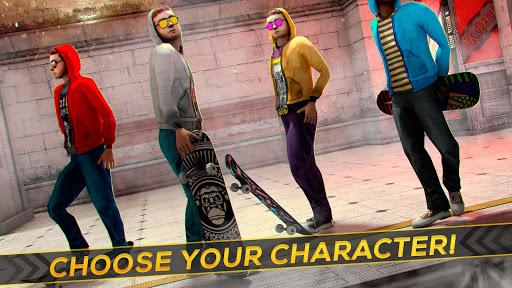 Amazing Skateboarding Game! 1.6.0 screenshots 9