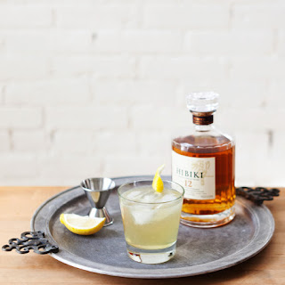Japanese Whisky Collins