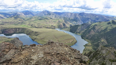 Photo: The nose of the Sleeping Giant is one of the most scenic viewpoints in Montana.