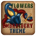 NEXT FLOWERS EMBROIDERY THEME icon