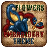 NEXT FLOWERS EMBROIDERY THEME