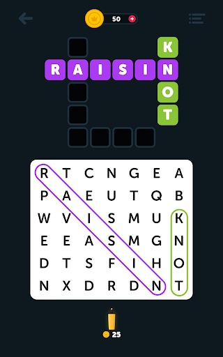 Crossword Search screenshots 7