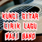 key set wali band song icon