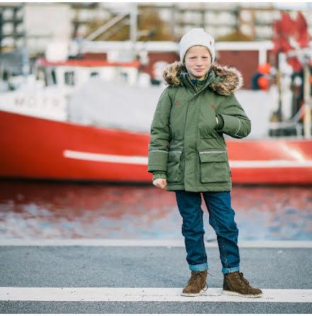 Twain - Warm winter parka for children