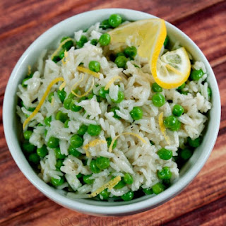 Lemon Basmati Rice.