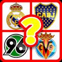 Футбол Логотип Викторина icon